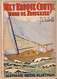 J.E. Kuiper - Met Kappie Cootje naar de Zuiderzee