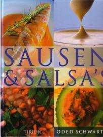 Oded Schwartz - Sausen & Salsa`s