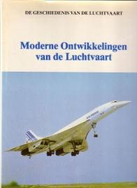 Lekturama: De geschiedenis van de luchtvaart - Moderne ontwikkelingen van de luchtvaart