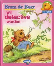 Brom de Beer wil detective worden