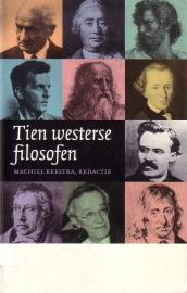 Tien westerse filosofen