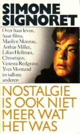 Simone Signoret - Nostalgie is ook niet meer wat het was
