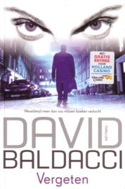 David Baldacci - Vergeten