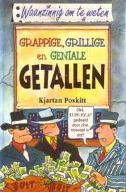 Waanzinnig om te weten: Kjartan Poskitt - Grappige, grillige en geniale getallen