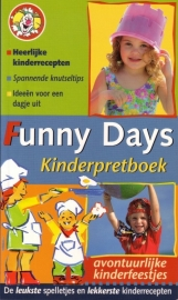 Funny Days Kinderpretboek