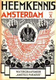Heemkennis Amsterdam - deel X: Watergraafsmeer 'Amstels Paradijs'