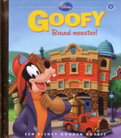 Disney Gouden Boekje: 02. Goofy - Brand meester!