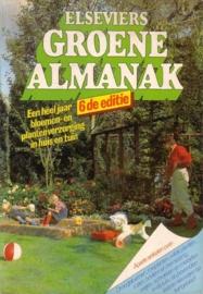 Dieneke van Raalte - Elseviers Groene Almanak 6e Editie