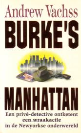 Andrew Vachss - Burke's Manhattan