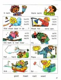 Veilig leren lezen - Werkboekje 2
