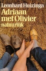 Leonhard Huizinga - Adriaan met Olivier natuurlijk