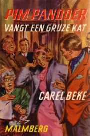 Carel Beke - 09. Pim Pandoer vangt een grijze kat