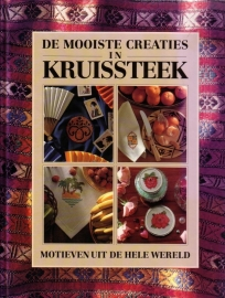 Jan Eaton - De mooiste creaties in kruissteek