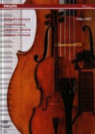 Philips - Classics General Catalogue 1996-1997