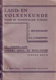 Land- en volkenkunde voor de middelbare school