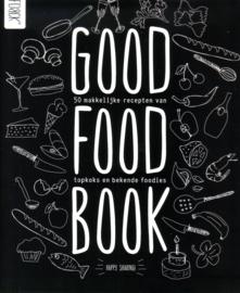 Good Food Book #2 - 50 makkelijke recepten van topkoks en bekende foodies