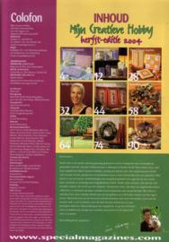 Mijn Creatieve Hobby - Herfst 2004