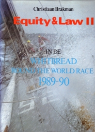 Equity & Law II in de Whitbread Round the World Race 1989-90