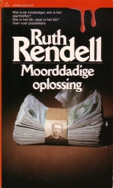 Ruth Rendell - Moorddadige oplossing