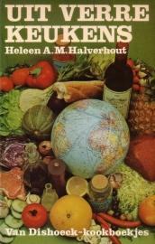 Heleen A.M. Halverhout - Uit verre keukens