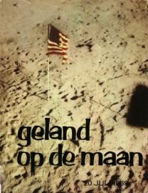 Geland op de maan - 20 juli 1969