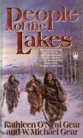 Kathleen O'Neal Gear/W. Michael Gear - People of the Lakes