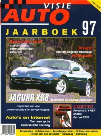 Autovisie Jaarboek 1997