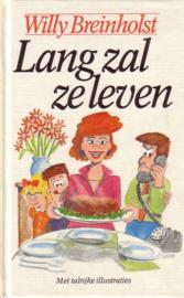 Willy Breinholst - Lang zal ze leven