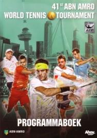 Programmaboek 41st ABN AMRO World Tennis Tournament 2014