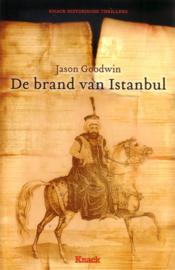 Jason Goodwin - De brand van Istanbul