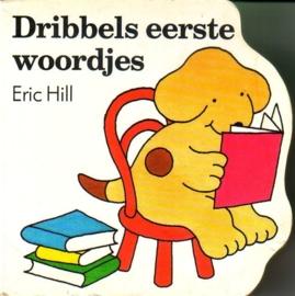 Eric Hill - Dribbels eerste woordjes [kartonboekje]