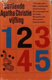 13. Dertiende Agatha Christie Vijfling [hardcover]