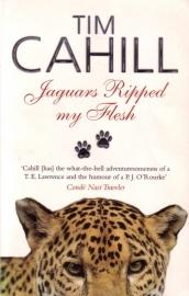 Tim Cahill - Jaguars Ripped My Flesh