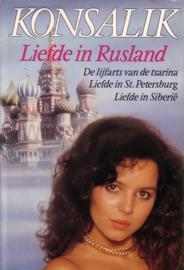 Heinz G. Konsalik - Liefde in Rusland [omnibus]