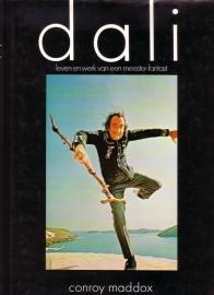 Conroy Maddox - Dali: leven en werk van een meester-fantast
