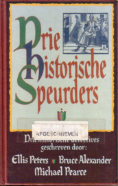 Drie historische speurders [omnibus]