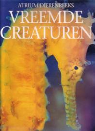 Atrium Dierenreeks - Vreemde creaturen