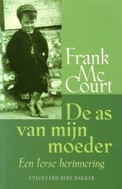 Frank McCourt - De as van mijn moeder