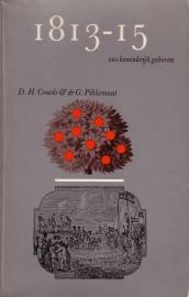 D.H. Couvée/G. Pikkemaat - 1813-15