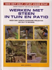 Mike Lawrence - Werken met steen in tuin en patio