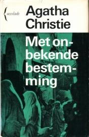 Agatha Christie - 38. Met onbekende bestemming