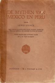 Lewis Spence - De mythen van Mexico en Peru