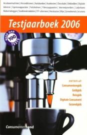 Consumentenbond - Testjaarboek 2006