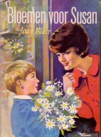 Saffier-reeks 32: Joan Blair - Bloemen voor Susan
