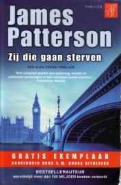 James Patterson - Zij die gaan sterven