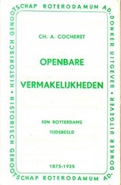 Ch. A. Cocheret - Openbare vermakelijkheden