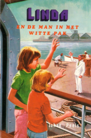 Johan Peels - Linda en de man in het witte pak
