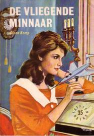 Saffier-reeks 35: Diana Kemp - De vliegende minnaar