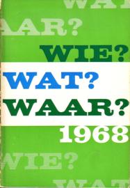 1968 - Wie? Wat? Waar?