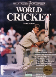 Peter Arnold - The Illustrated Encyclopedia of World Cricket